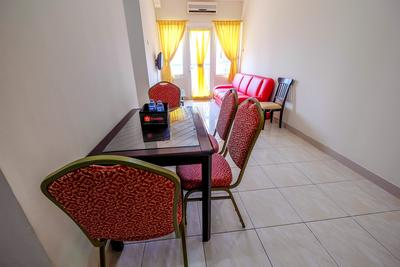 Grand Palace Kemayoran - Simple in Style 2 BR Grand Palace Kemayoran Apartment By Travelio