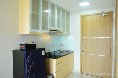 The Oasis Cikarang - Enjoy and Relax Studio Apartment The Oasis By Travelio