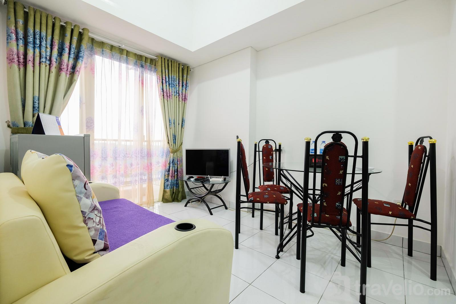 Casa de Parco Apartment - 1BR Casa De Parco Apartment near to ICE BSD By Travelio