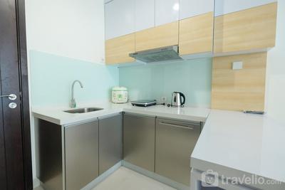 Brooklyn Alam Sutera - Cozy 1BR Brooklyn Apartment By Travelio