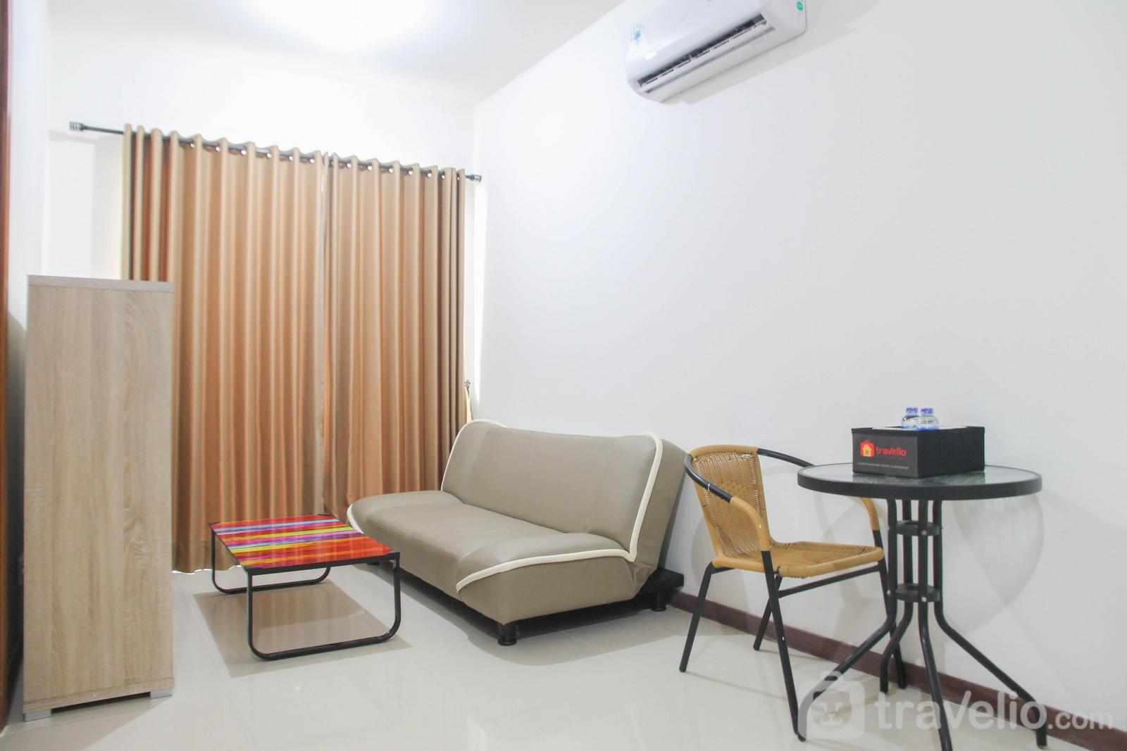 Green Bay Pluit - Modern 1BR at Condominium Green Bay Pluit Apartment By Travelio