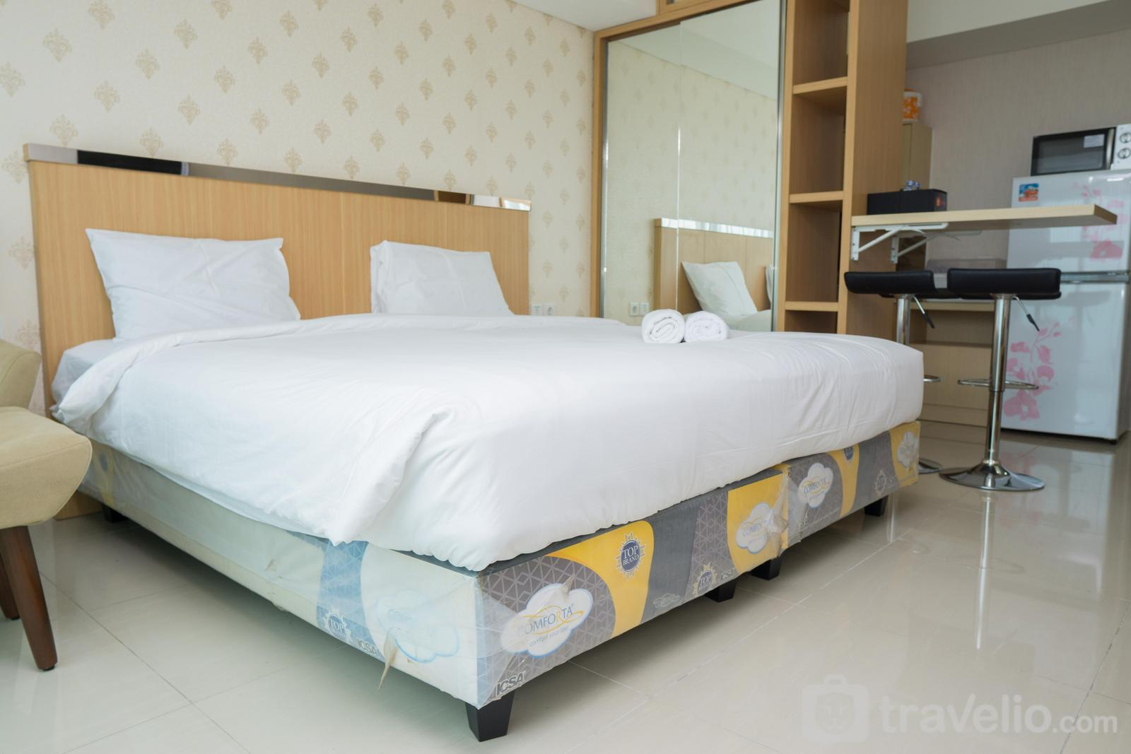 Tamansari La Grande - Luxurious Studio Room at La Grande Apartment By Travelio