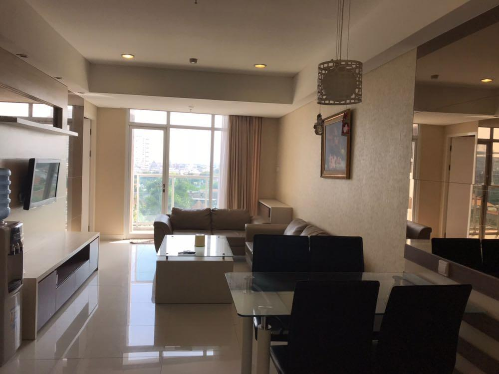 Trillium Residence - Luxury 2BR With Double View @ Trilium Office & Residence By Ilham