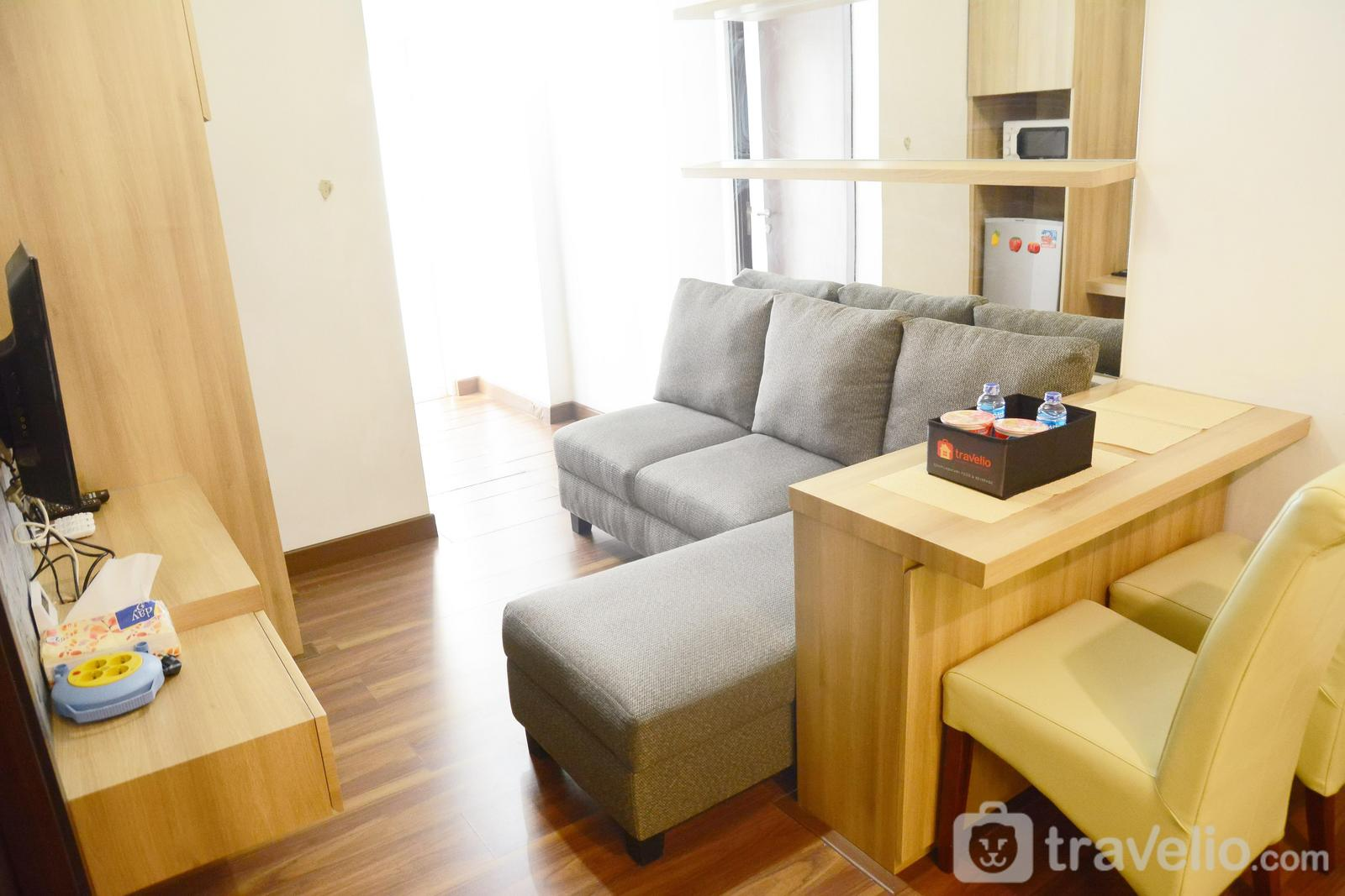 Aspen Residences Apartment - Cozy 2BR at Aspen Apartment near to Mall By Travelio