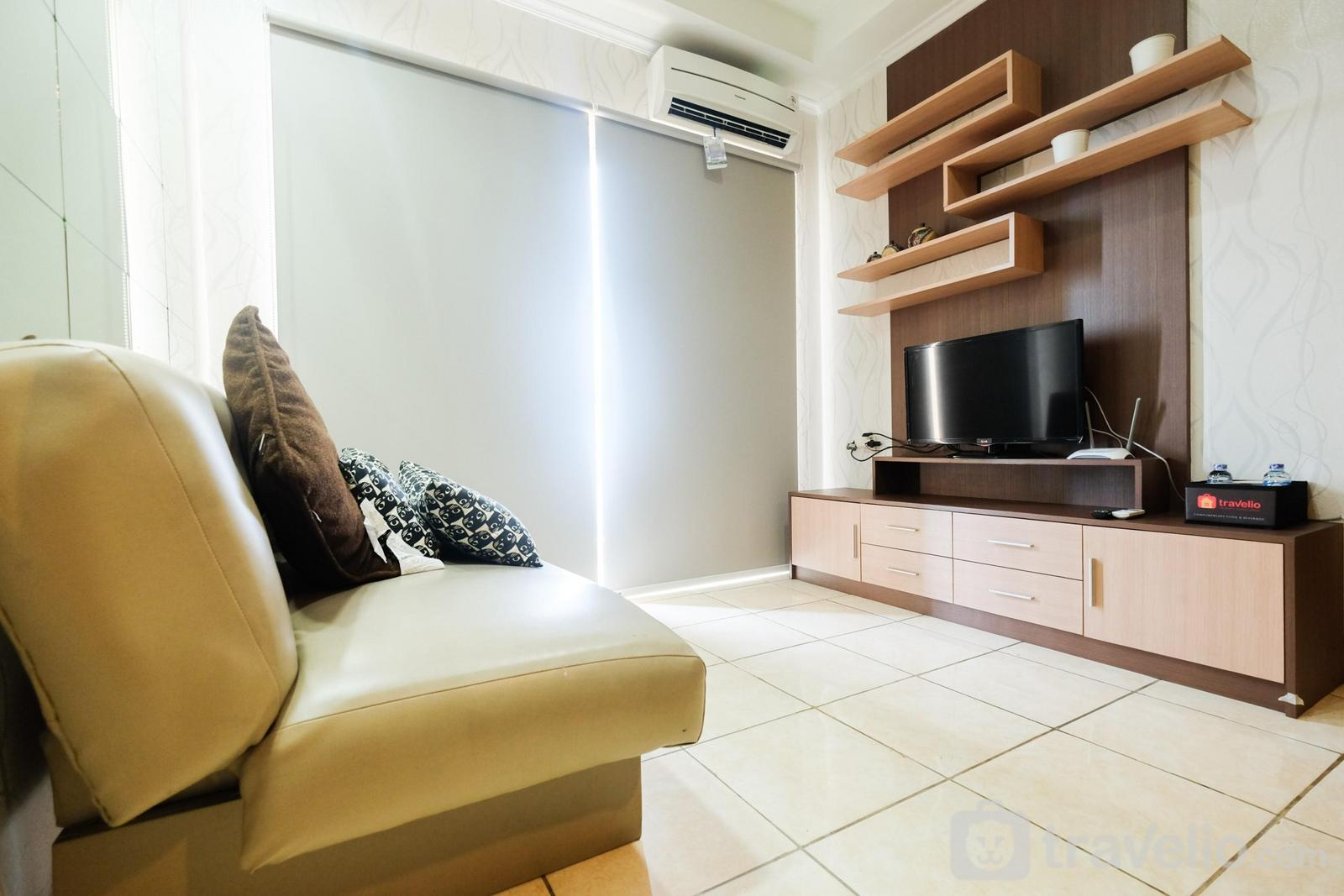 MOI Kelapa Gading - Highest Value 2BR Apartment City Home near MOI By Travelio