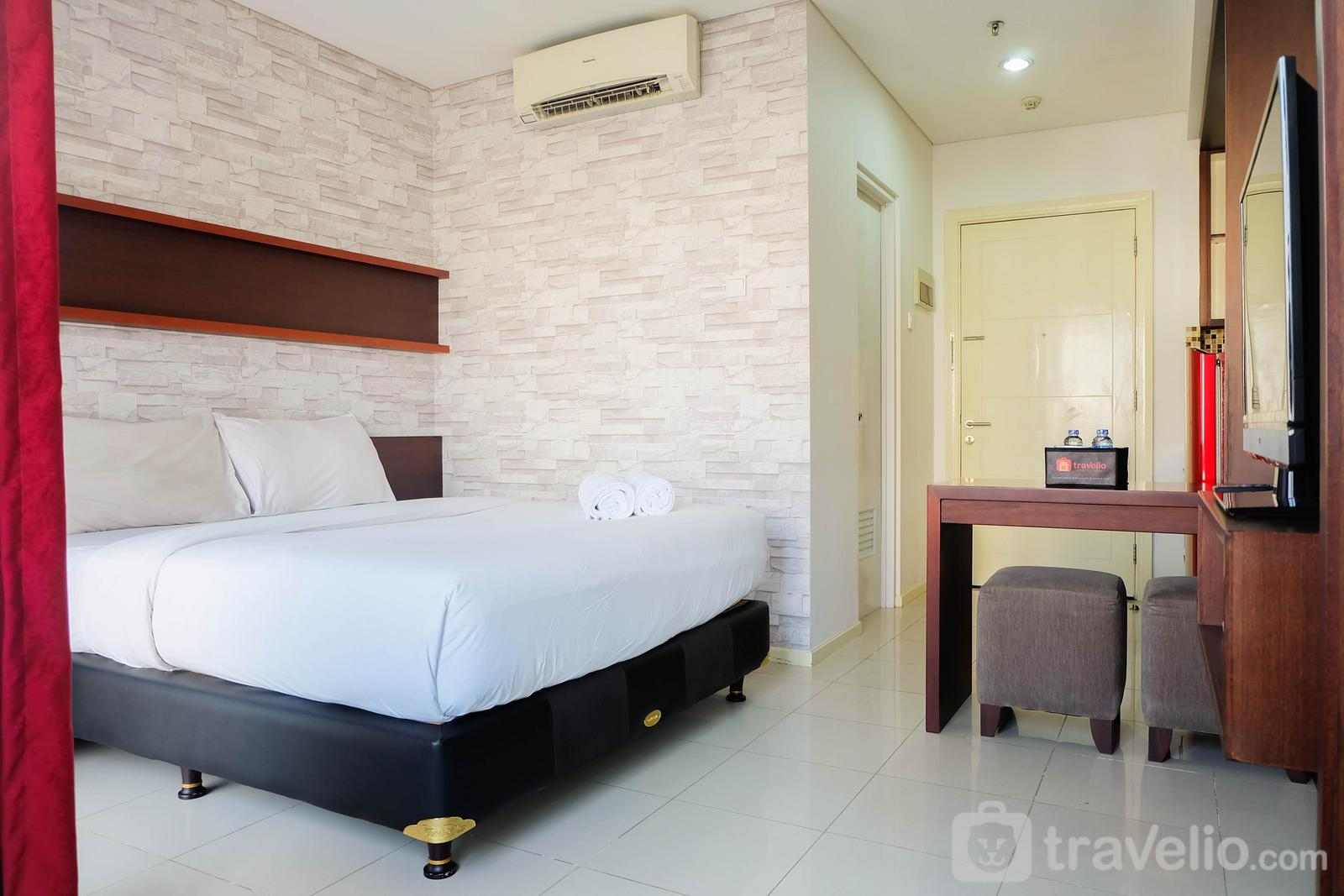 Cosmo Terrace Thamrin - Comfy Studio Cosmo Terrace Apartment By Travelio