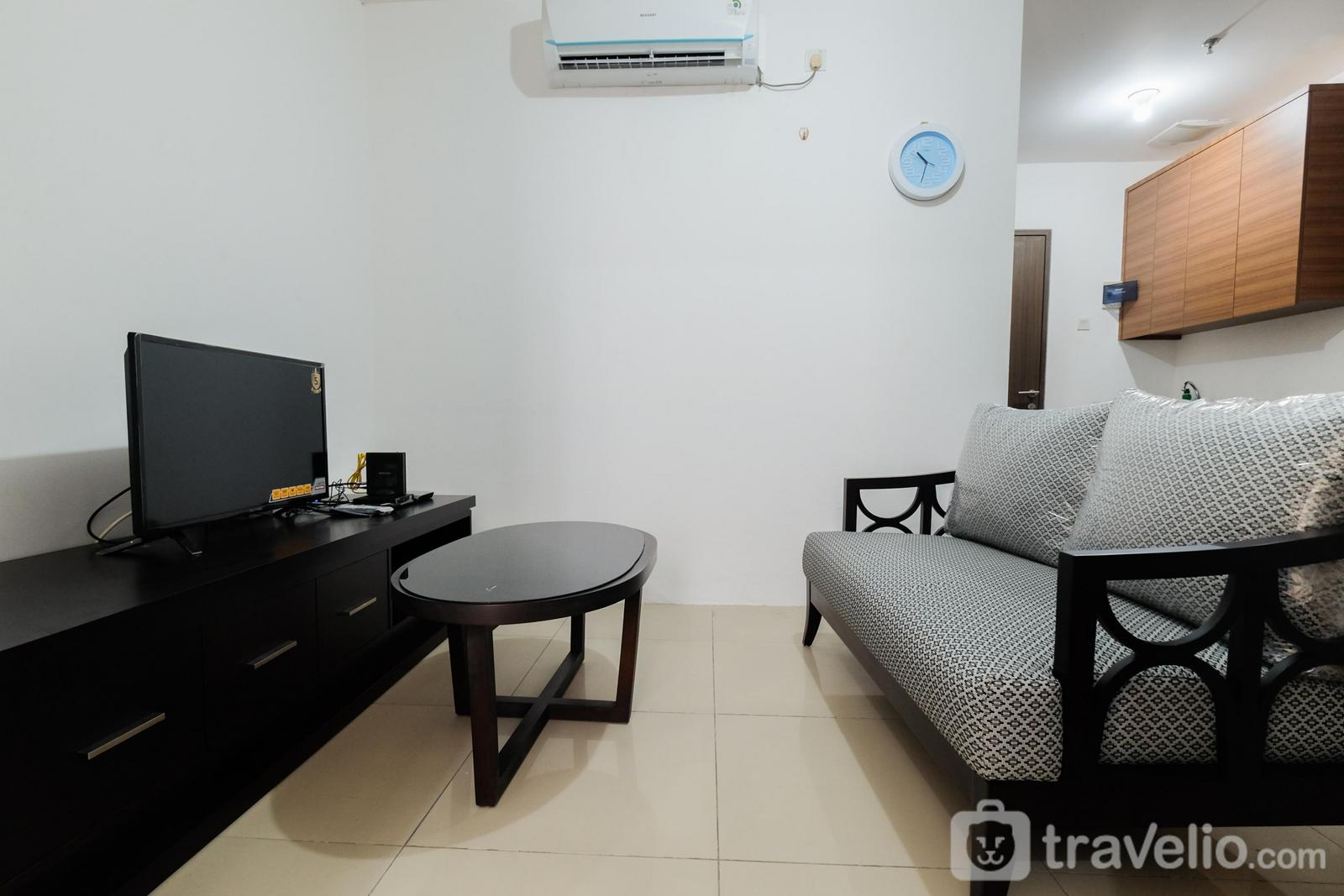 Pasar Baru Mansion  - New Furnished 2BR Pasar Baru Mansion Apartment By Travelio