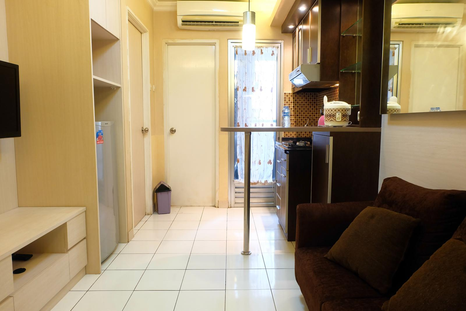 Kalibata City Apartment - 2BR with Access to Shopping Center at Kalibata Apartment By Travelio