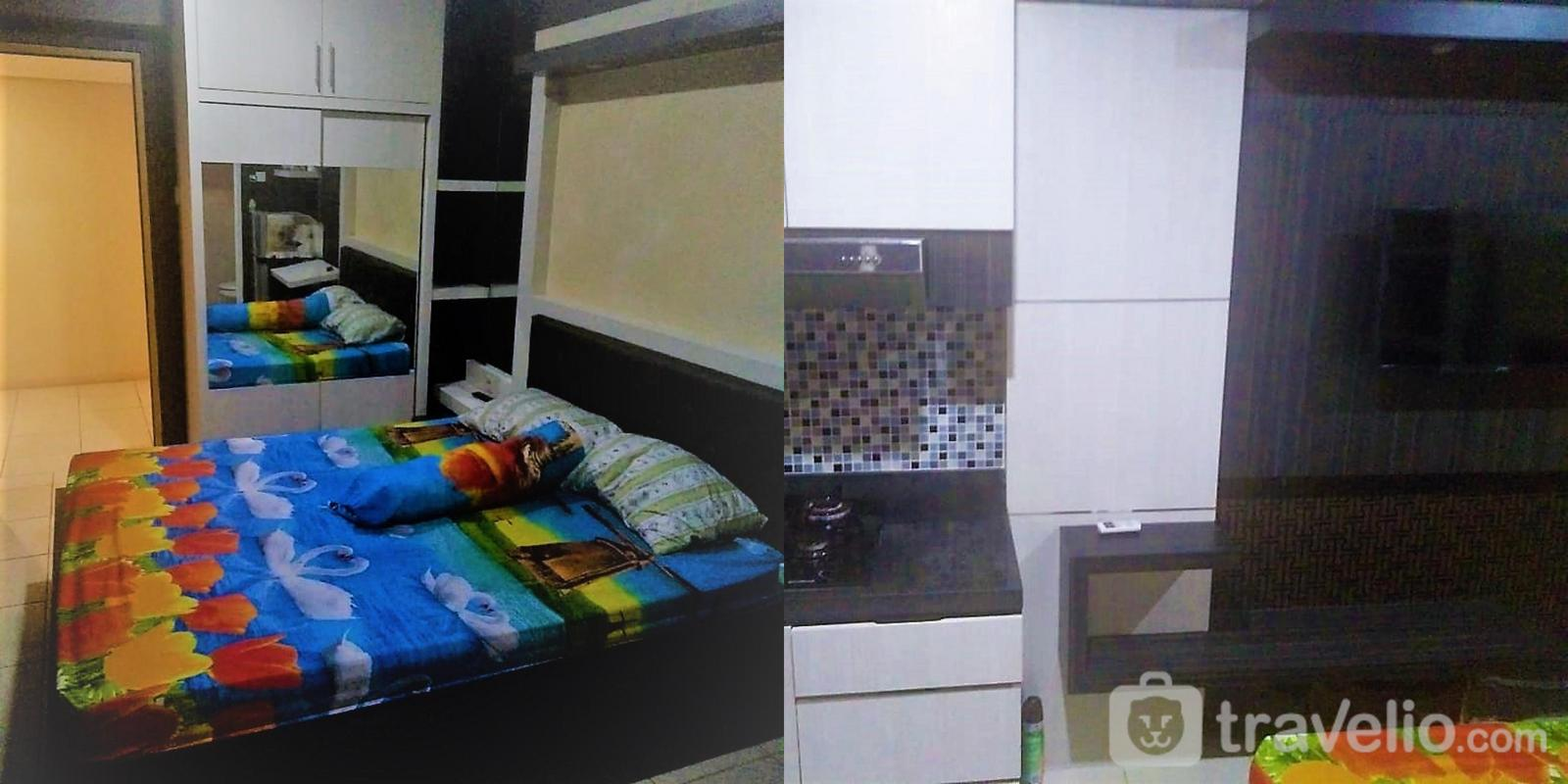Educity Apartment Surabaya - Full Furnished Studio Room 25th Floor At Educity Apartment