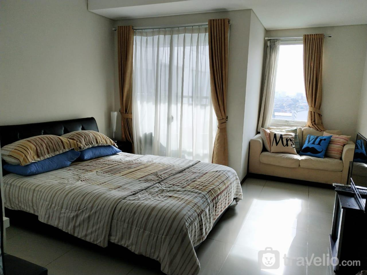 Thamrin Executive - Homey Studio @ Thamrin Executive Residence
