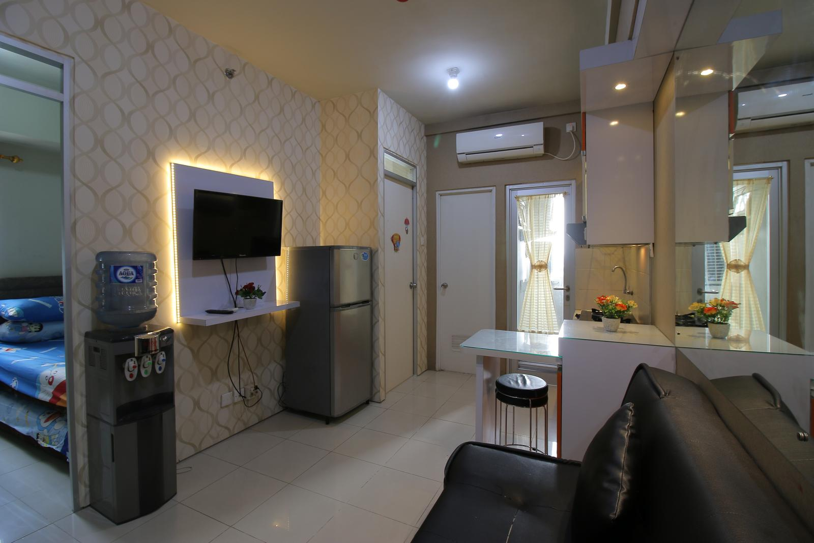 Gading Nias Residence - 2 Bedroom Grand Emerald Apartment Gading Nias