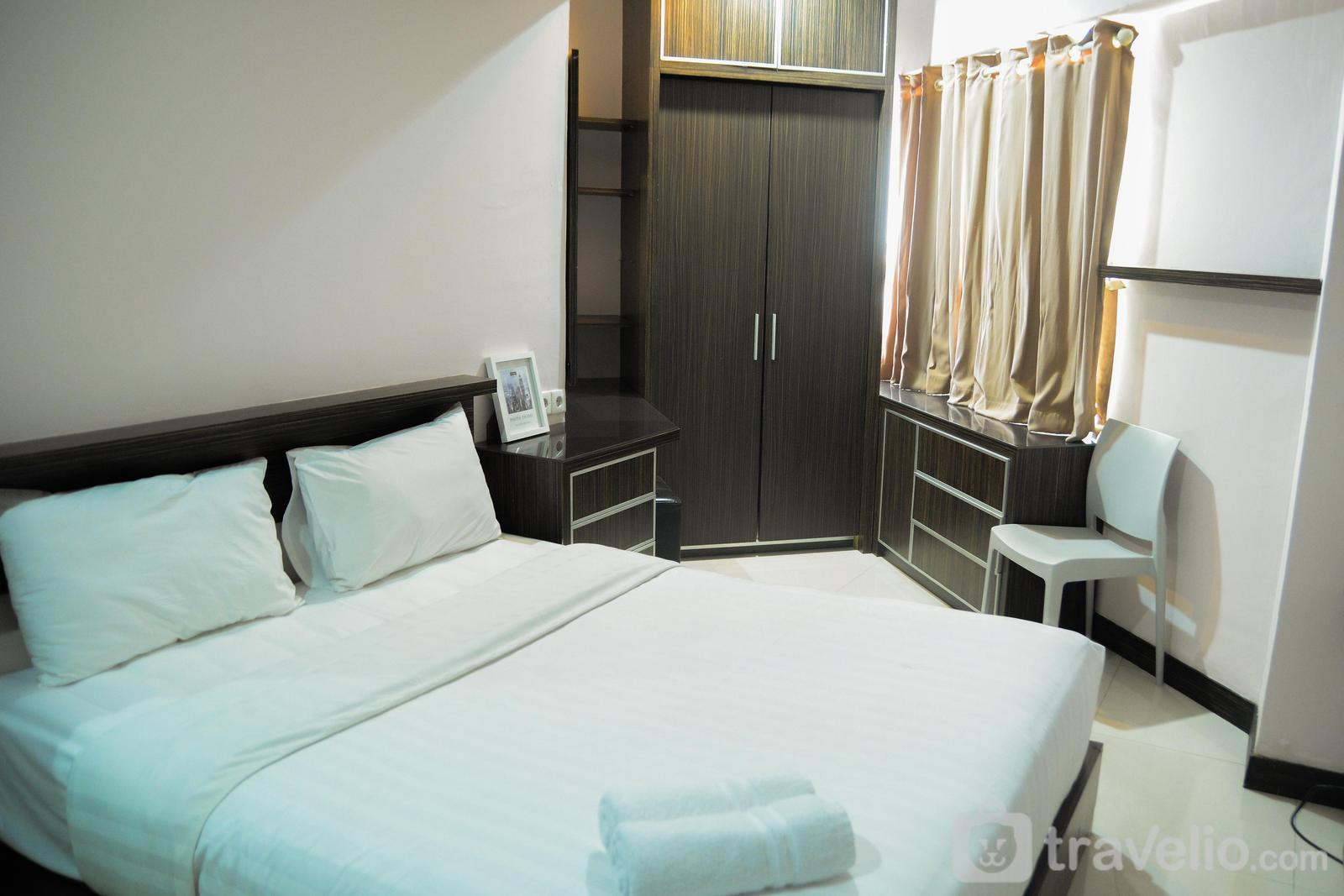 Sudirman Park Apartment - Cozy 2BR Sudirman Park Apartment By Travelio
