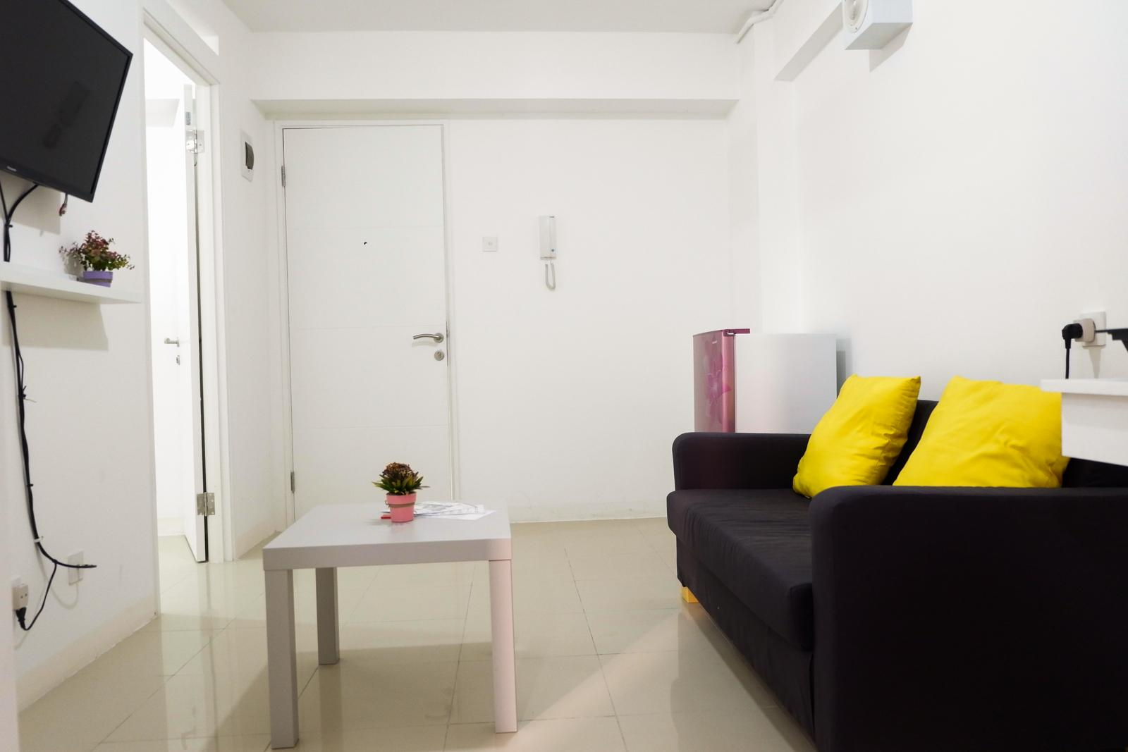 Bassura City Cipinang - 2BR Near Shopping Centre Bassura Apartment By Travelio