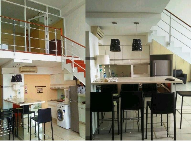 Citylofts Apartment Sudirman - 2 Bedroom @ City Lofts Sudirman By Angelina