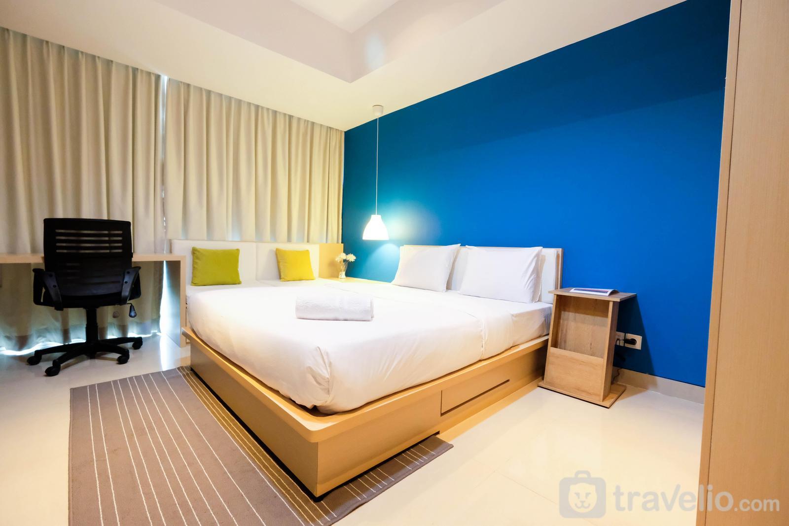 U Residence Apartment - Modern Studio Apartment at U Residence By Travelio