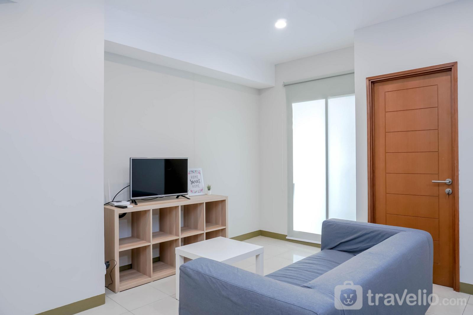 Gading Greenhill Pegangsaan - New Furnished 2BR Gading Greenhill Apartment By Travelio