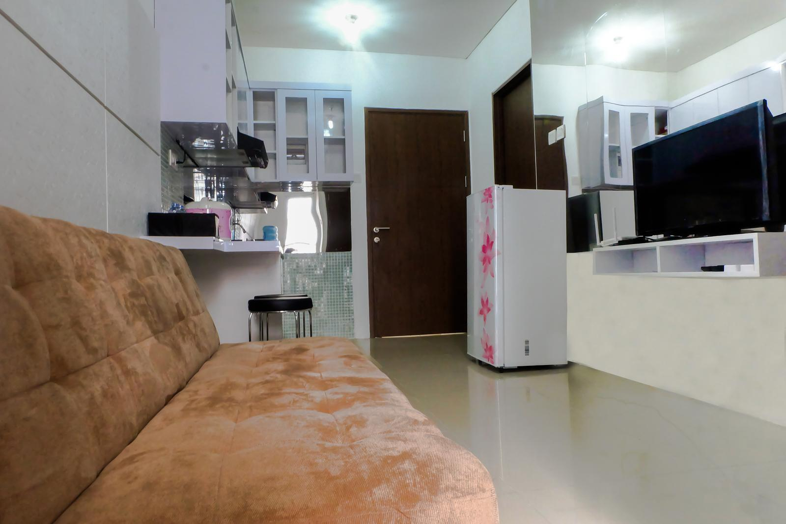 Northland Ancol - Compact 2BR Northland Apartment Near Ancol By Travelio
