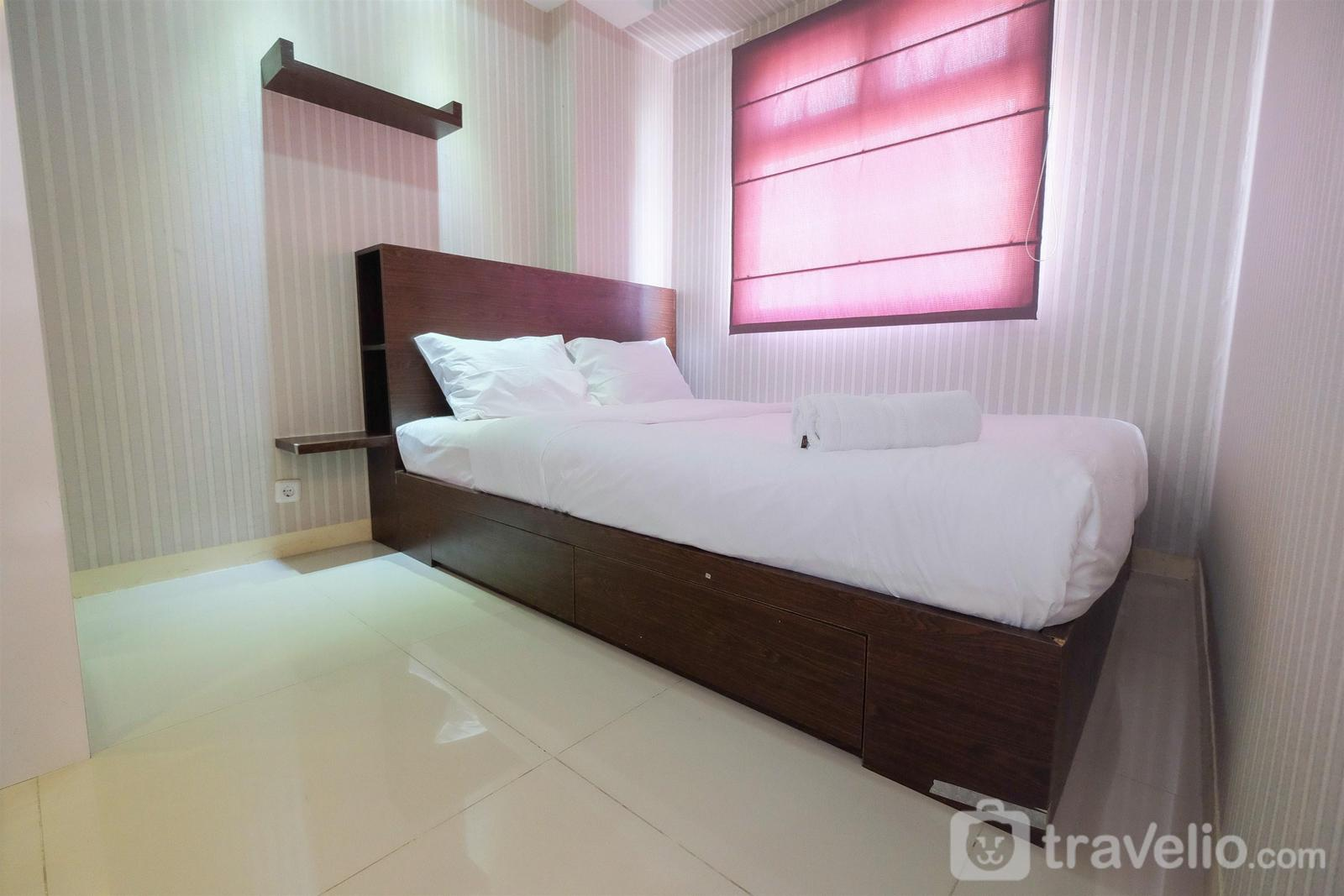 Green Pramuka Cempaka Putih - Homey and Relaxing 2BR Green Pramuka Apartment By Travelio