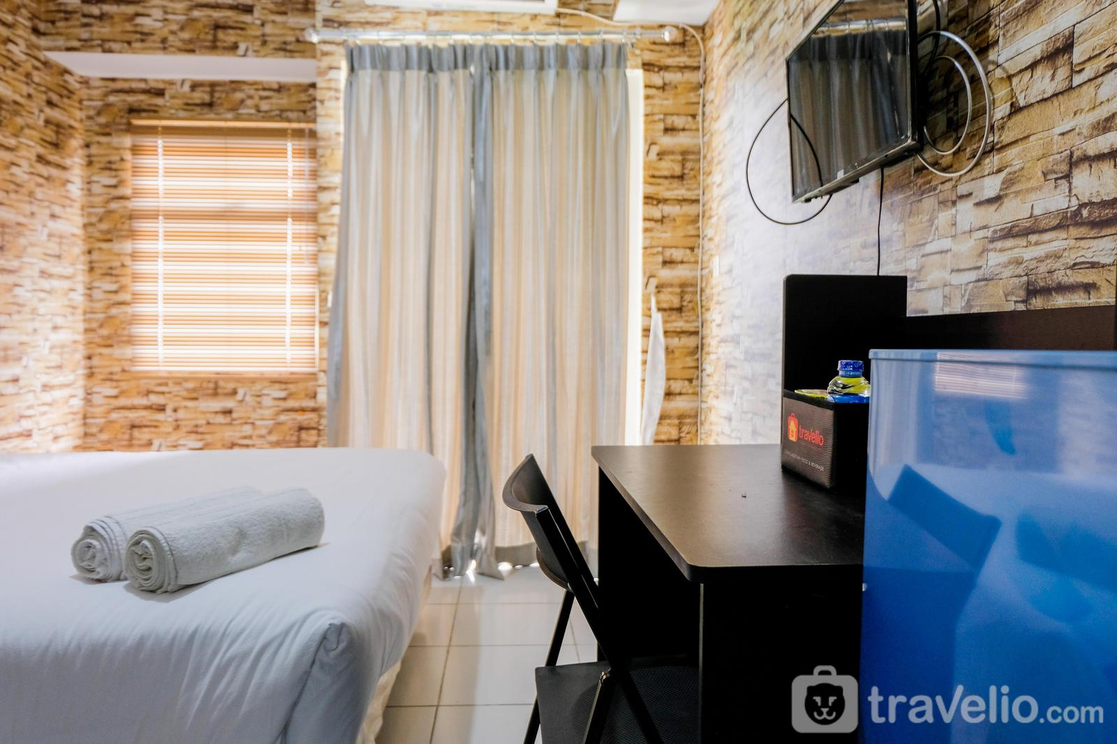 Ayodhya Residence Tangerang - Best Price Studio Room Apartment at Ayodhya Residences By Travelio