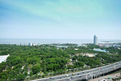 Northland Ancol - Best View 3BR Apartment Northland Ancol Residence By Travelio