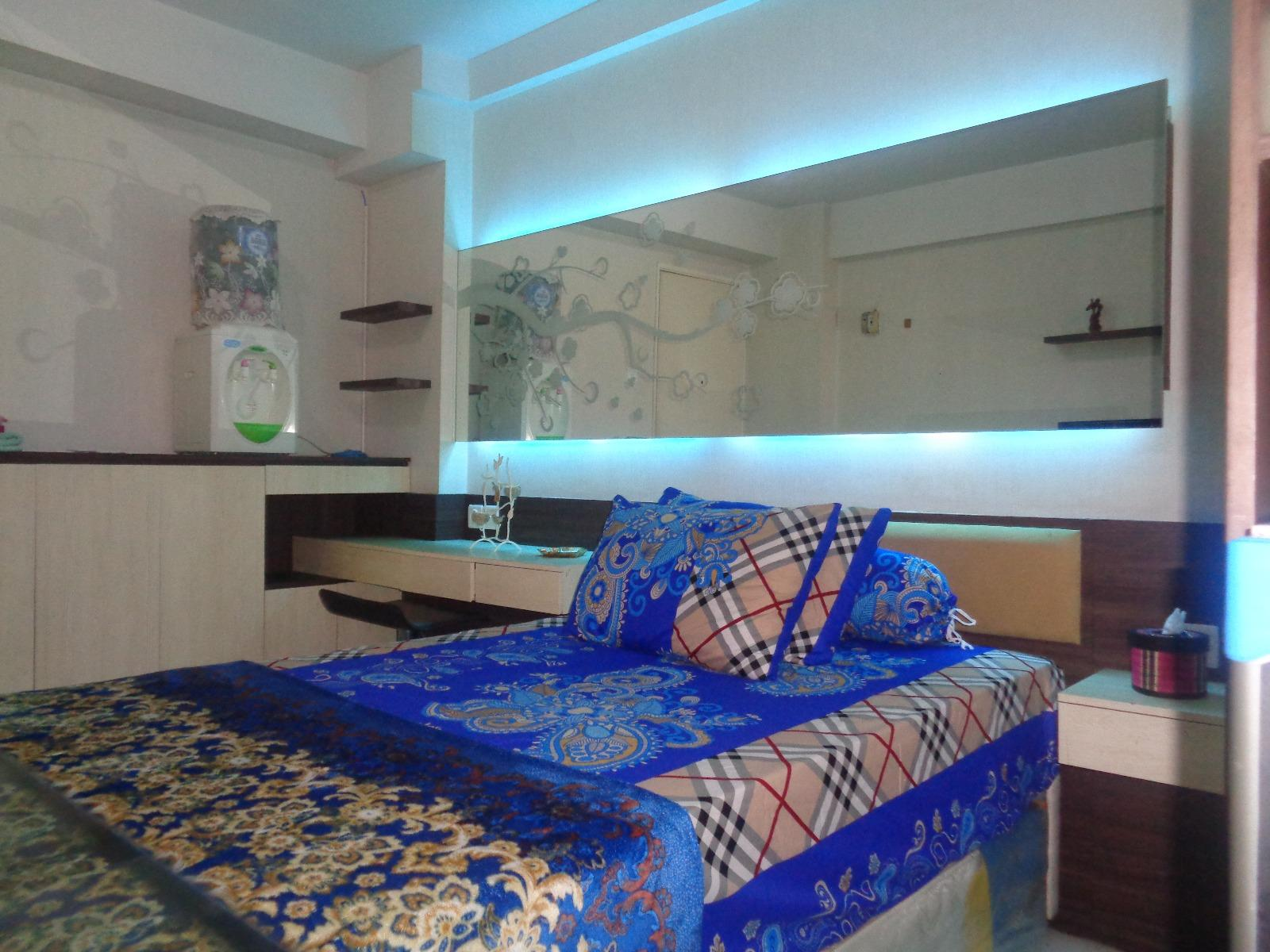 Kalibata City Apartment - Romantic Studio @ Apartment Kalibata City Residence By Alva Property