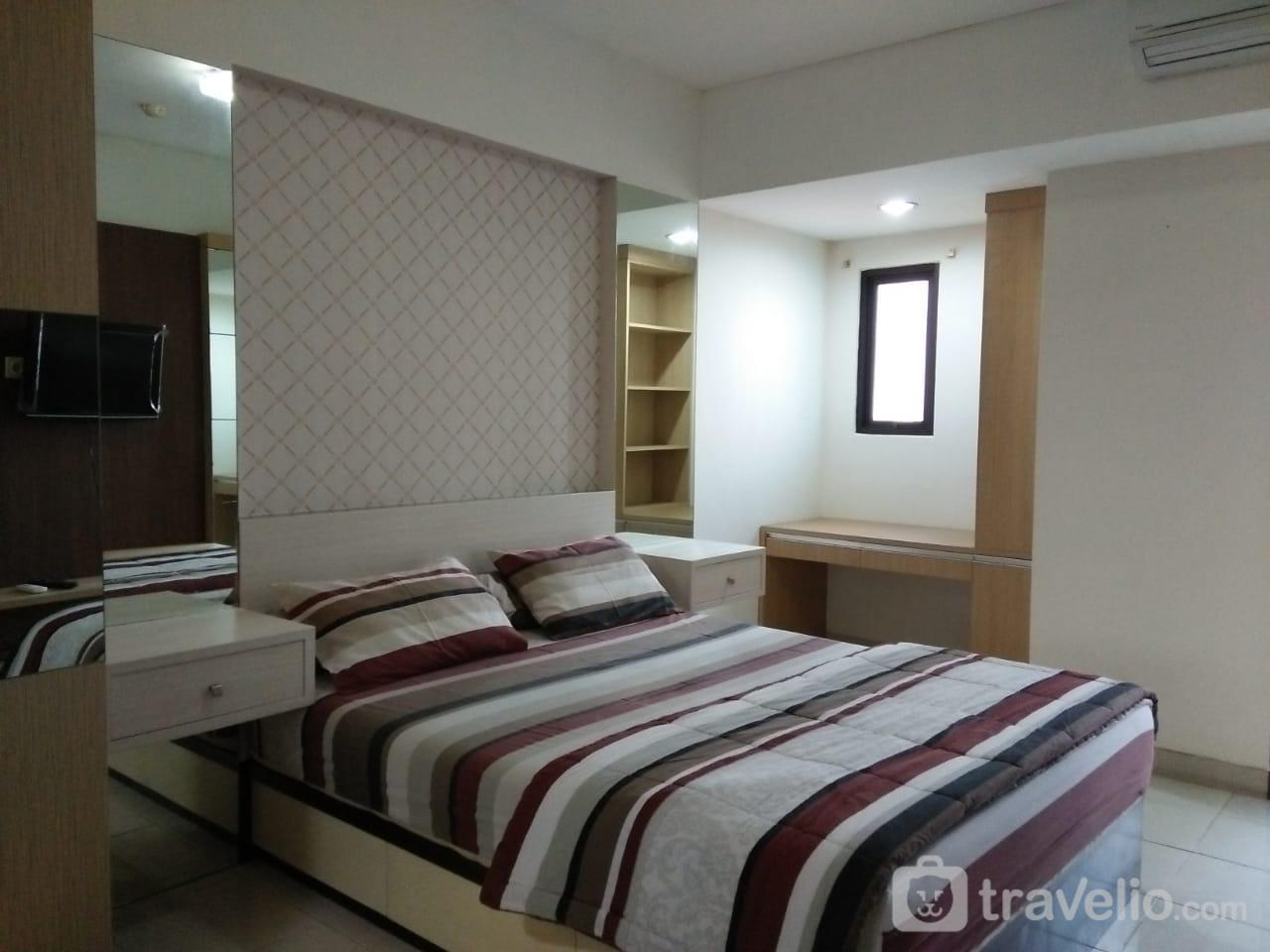 Tamansari Sudirman - Studio Room A-6 Apartment Tamansari Sudirman By Willy
