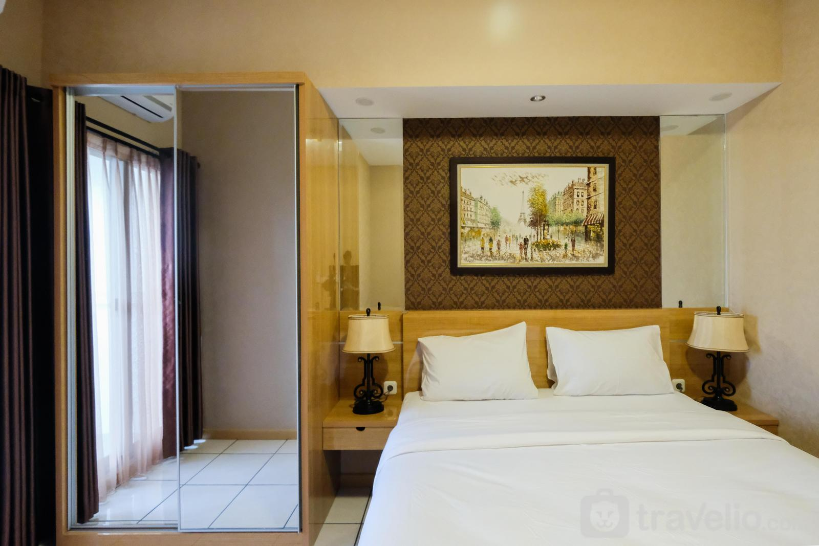 M Town Residence - 2BR Apartment at M-Town Residence near Summarecon Mall Serpong By Travelio