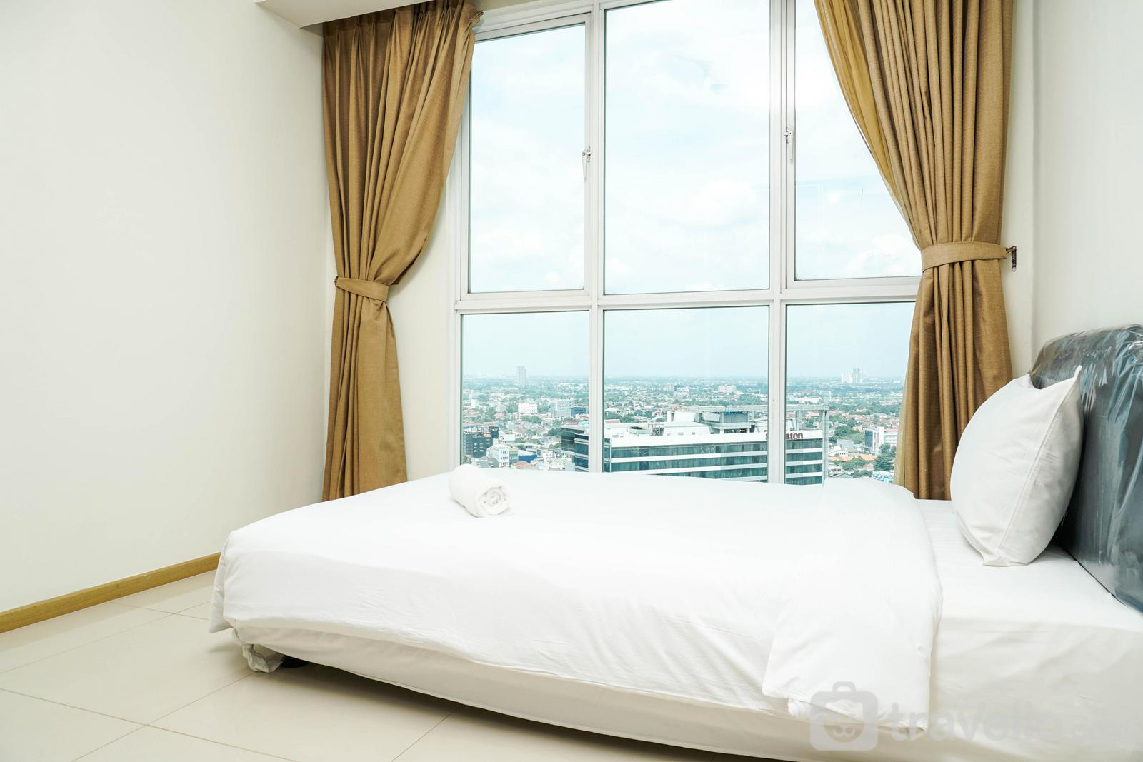 Gandaria Heights Apartment - Luxurious 3BR Gandaria Heights Apartment By Travelio