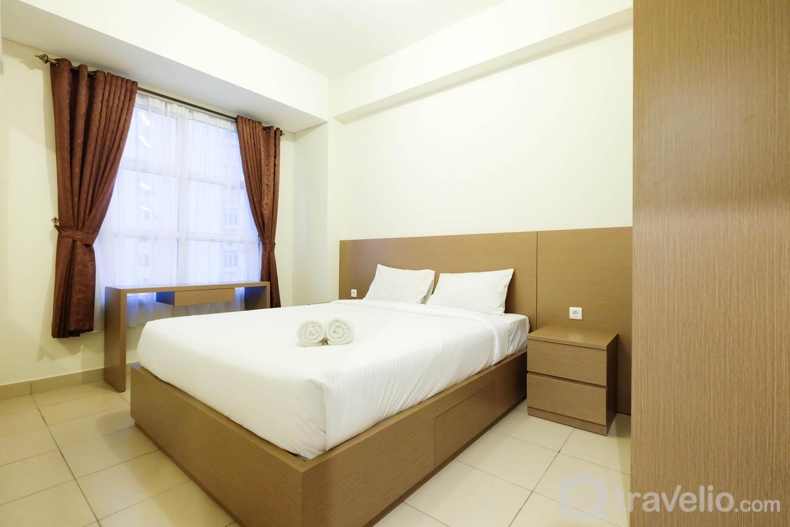 Saveria Apartment BSD City - Cozy and Spacious 1BR Saveria Apartment near AEON Mall & ICE BSD By Travelio