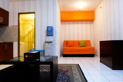The 18 Residence Taman Rasuna - 1BR The 18th Residence Near Epicentrum By Travelio