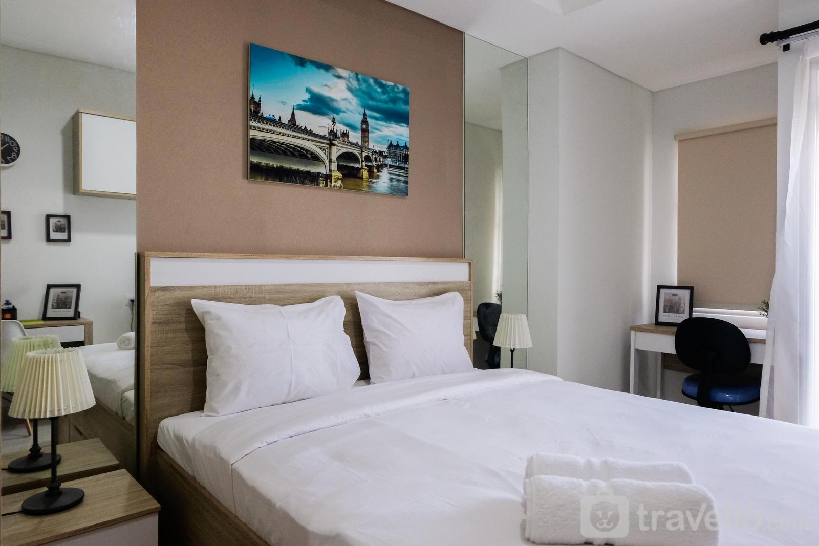Springwood Residence Tangerang - New Studio Apartment at Springwood Residence By Travelio