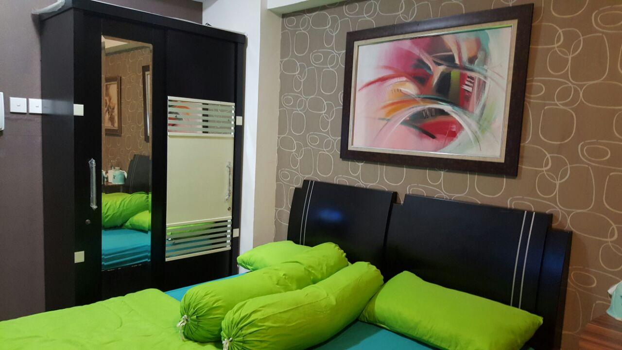 Green Bay Pluit - Studio Room At Green Bay Apartment