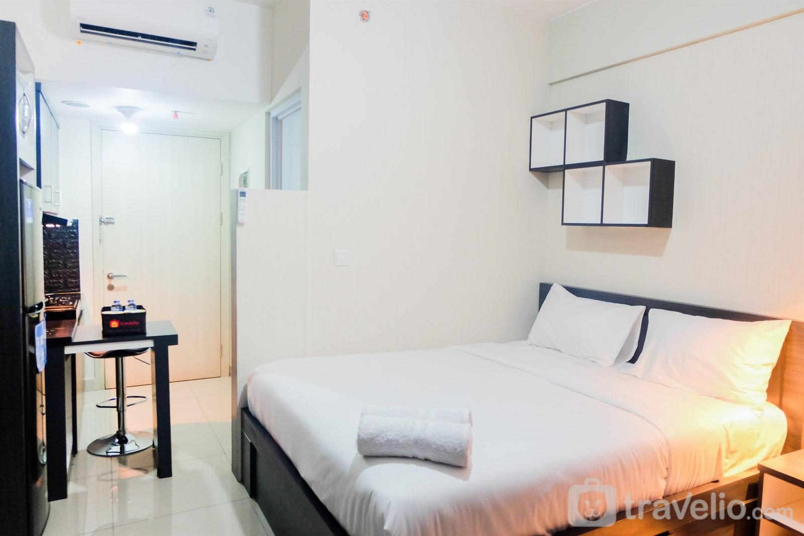 Apartemen Springlake Summarecon Bekasi - Strategic Location Studio Springlake Apartment By Travelio