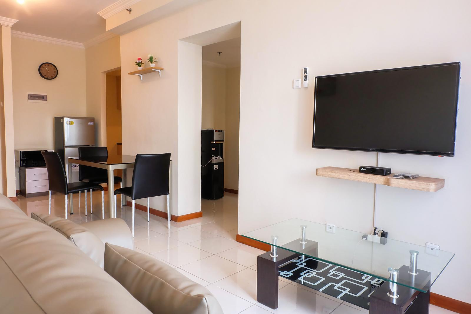 Grand Palace Kemayoran - 3BR Grand Palace Kemayoran Apartment For Lifestyle Living  By Travelio