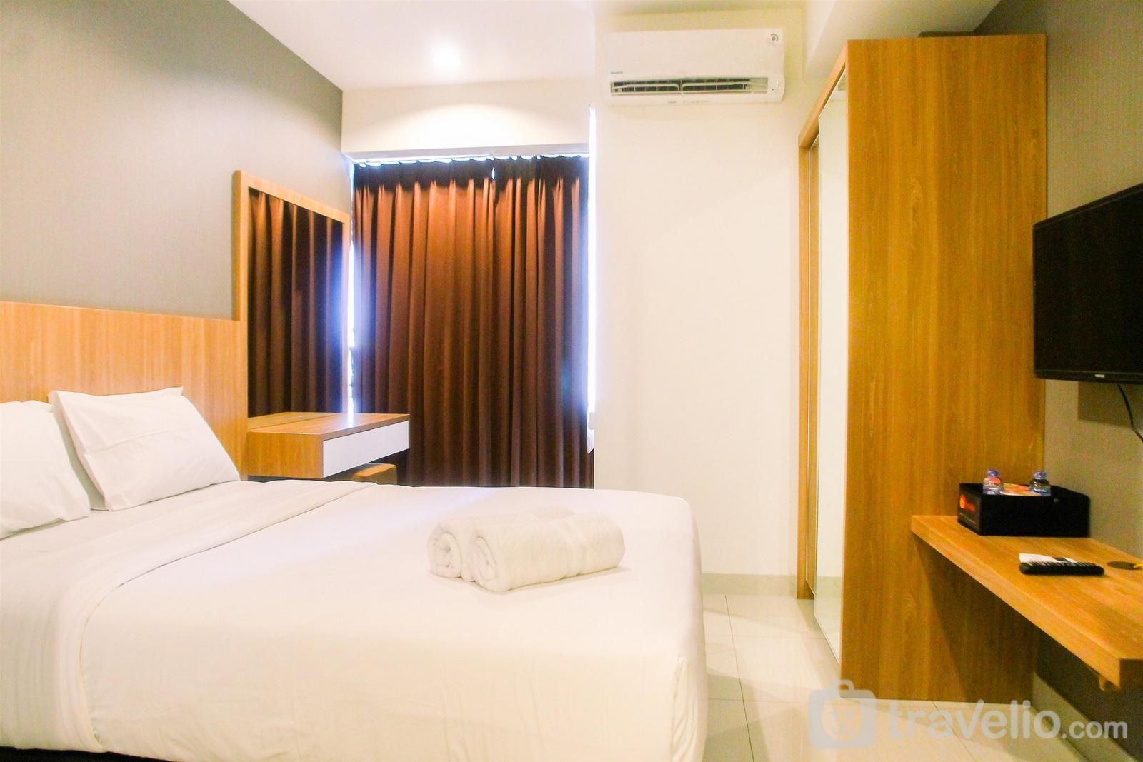 Grand Kamala Lagoon - Comfy Studio Grand Kamala Lagoon Apartment By Travelio