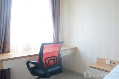 The Oasis Cikarang - Minimalist Studio The Oasis Apartment Cikarang By Travelio