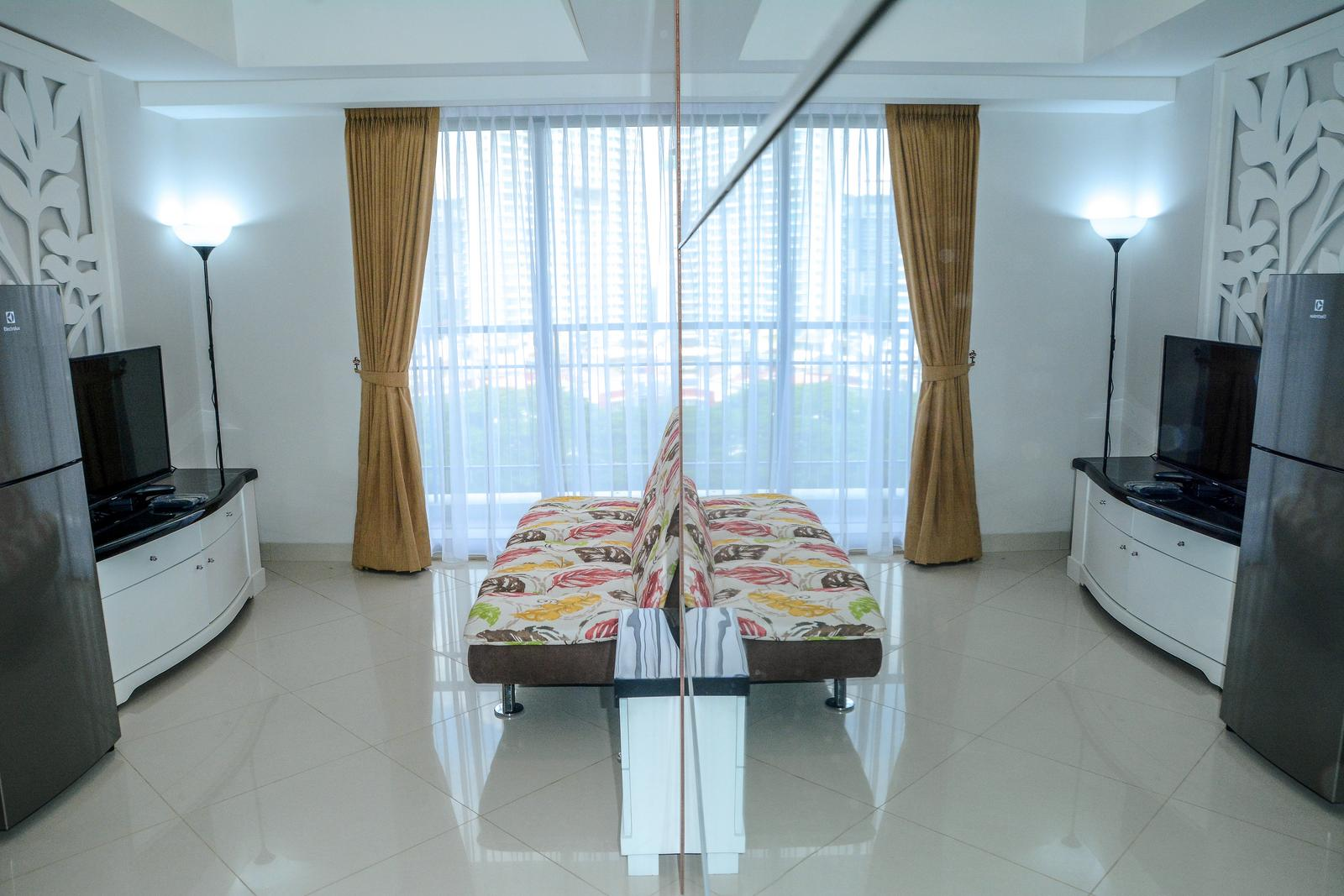 The Mansion Kemayoran - 2 BR The Mansion Apartment near to Golf Kemayoran By Travelio