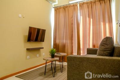 Best 3BR Apartment Grand Palace Kemayoran with Free Parking By Travelio