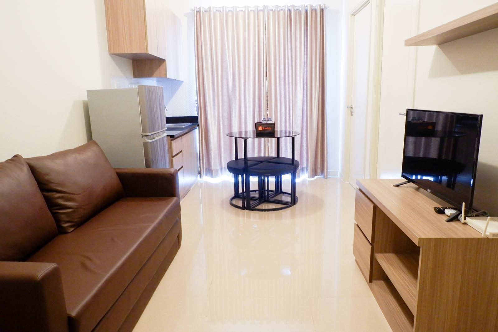 Madison Park Tanjung Duren - 2 BR Apartment Madison Near Central Park With City View By Travelio