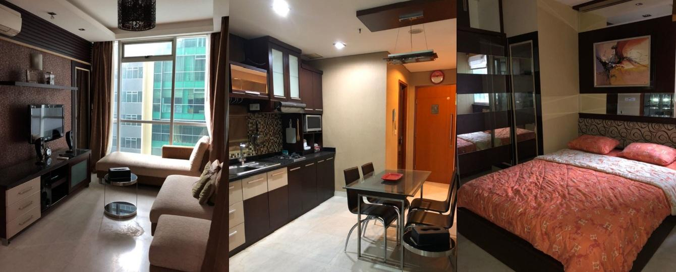 Kuningan Place Apartment - 3 Bedroom @ Kuningan Place Apartment By Sandy