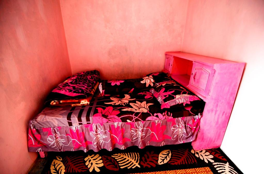3BR Homestay Family Syariah Strawberry Base In Arjuna Temple Dieng Kulon Village