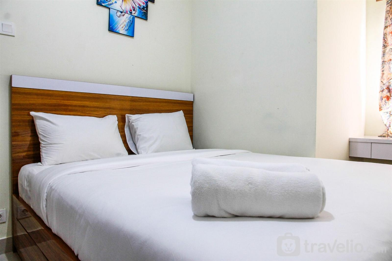 Grand Icon Caman  - Homey 2BR Apartment @ Grand Icon Caman By Travelio