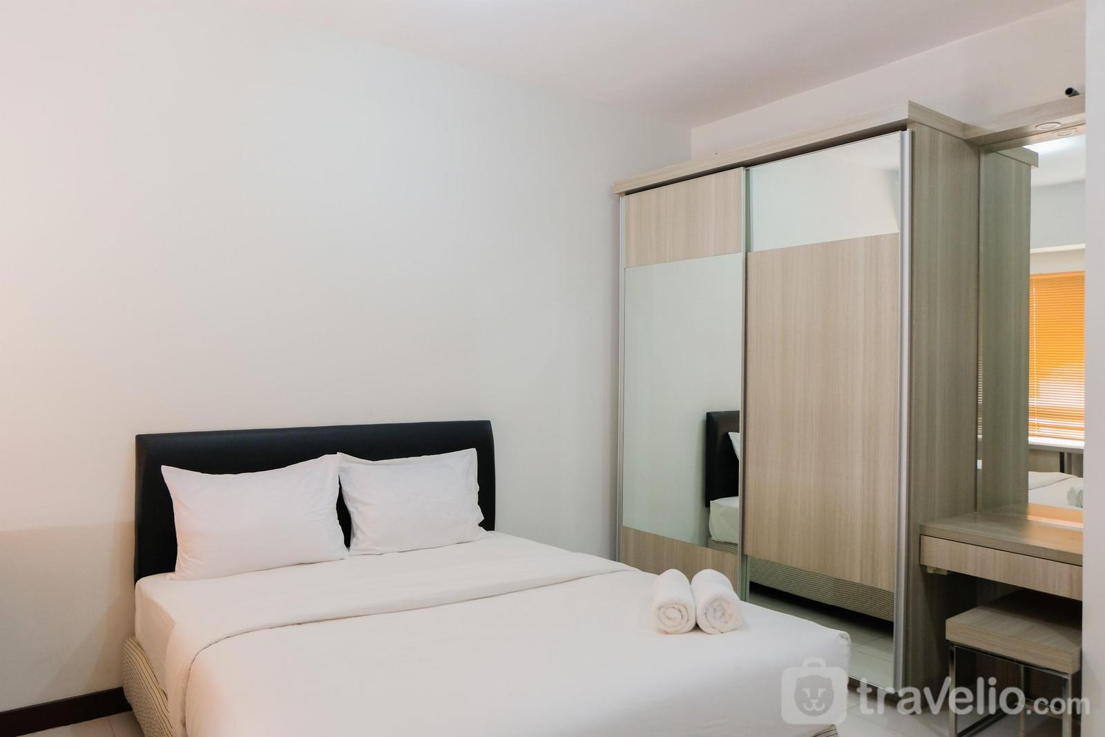 Scientia Residence - Brand New Cozy Studio at Scientia Apartment By Travelio