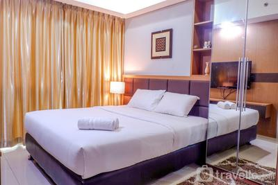 2BR Cozy Pool View Kemang Village Residence Apartment with Direct Access to Mall By Travelio