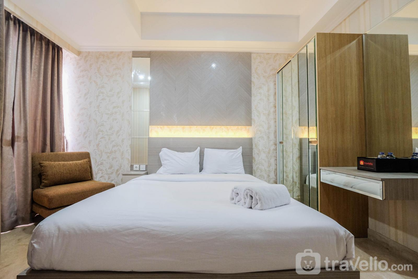Menteng Park Apartment - Cozy Studio Room Apartment Menteng Park By Travelio