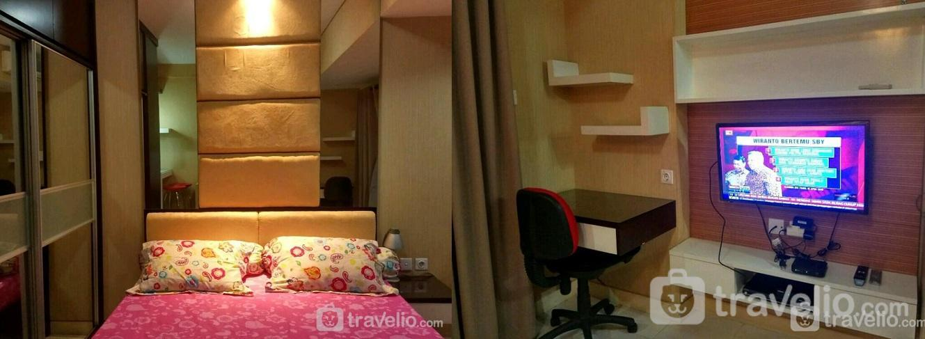 Tamansari Sudirman - Studio Room with Full Furnished 11th - 02 @ Apartment Tamansari Sudirman By Willy