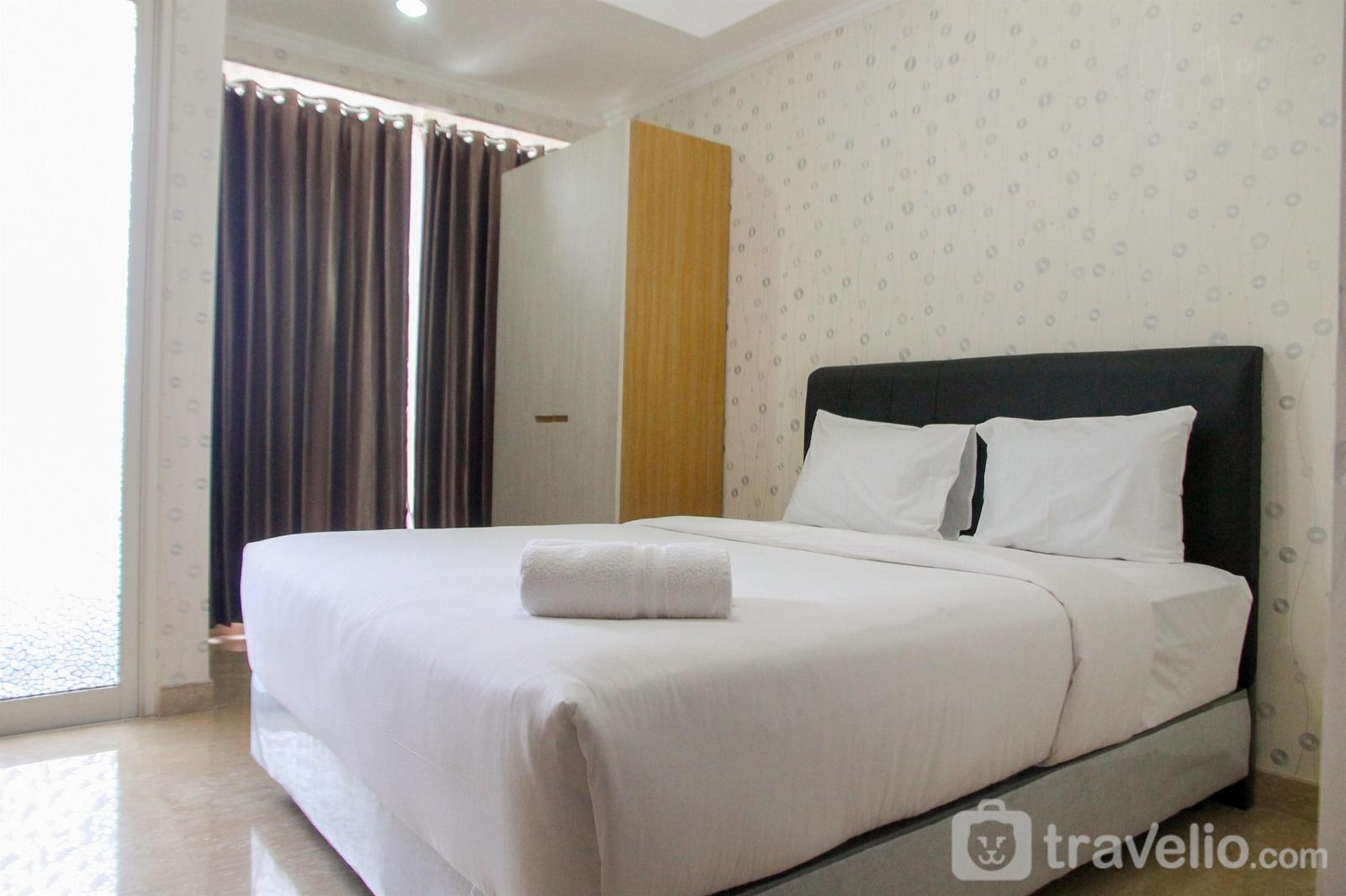 Menteng Park Apartment - Fabulous Studio Menteng Park Apartment By Travelio