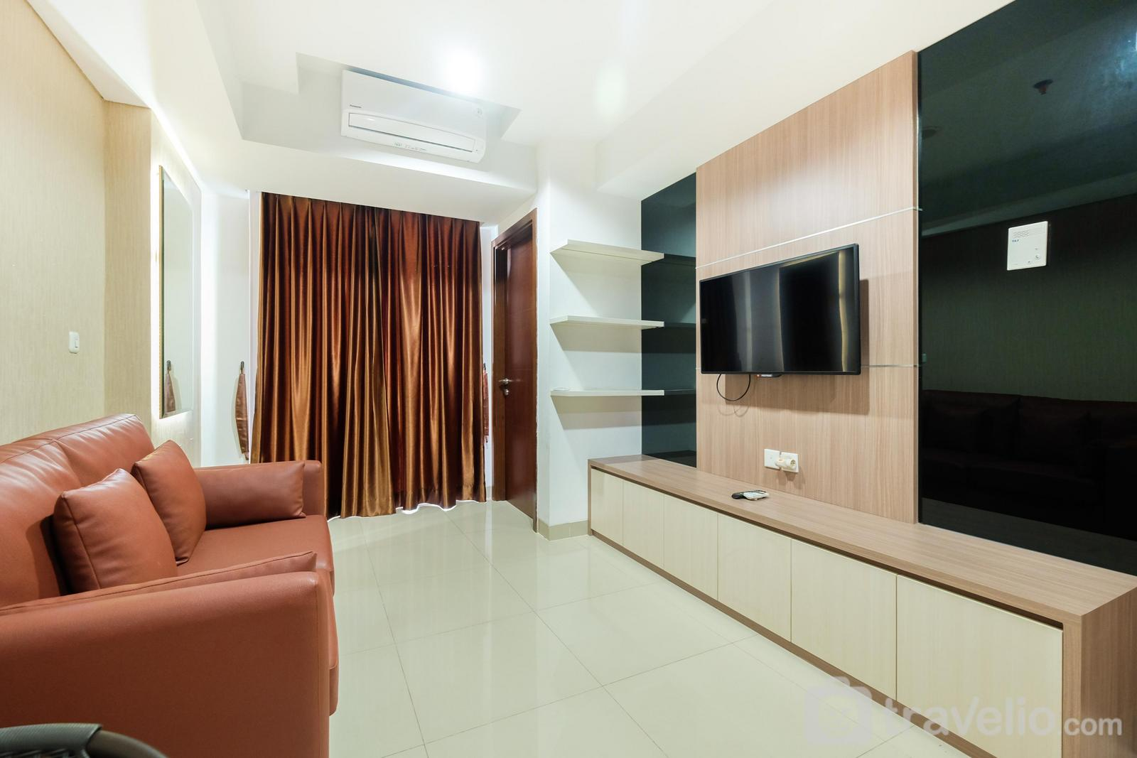 Springhill Terrace Residences - Spacious 2BR Springhill Terrace Apartment By Travelio