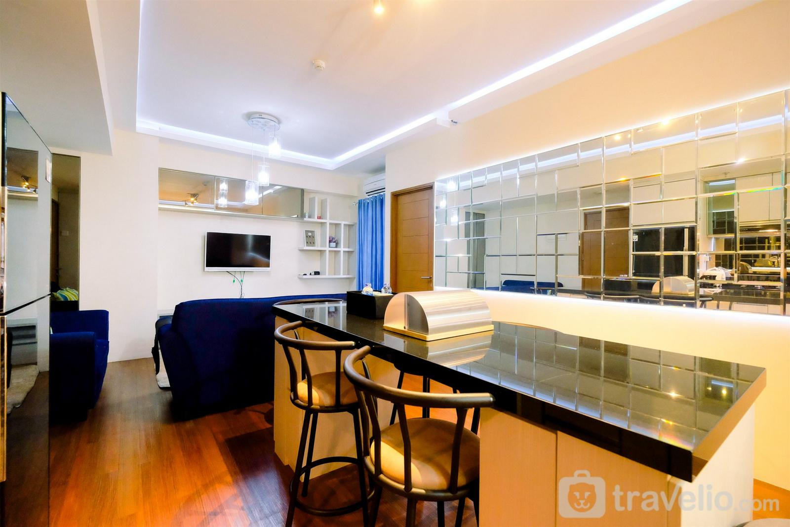 Gading Greenhill Pegangsaan - Comfy 2BR Gading Greenhill Apartment By Travelio
