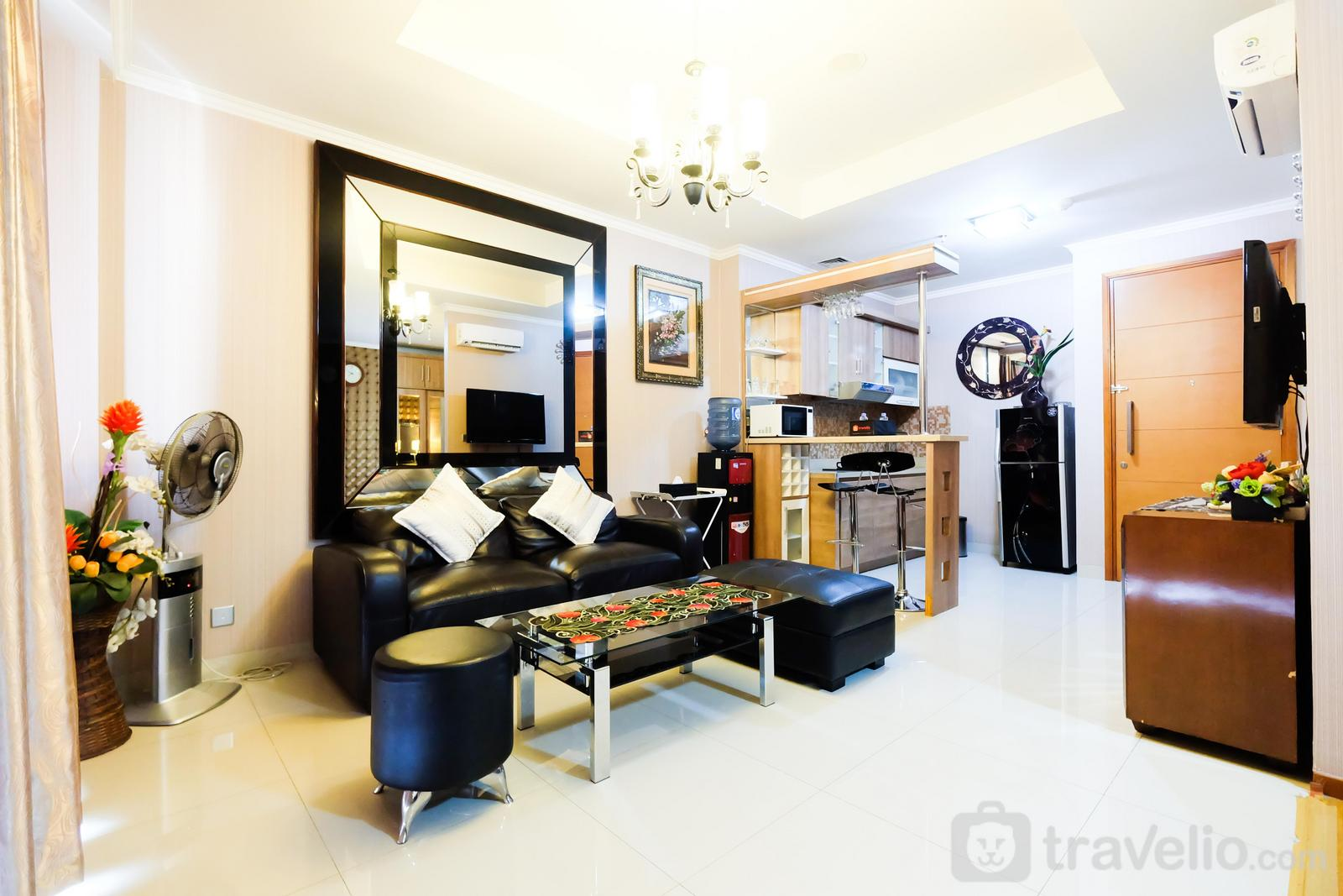 Ancol Mansion  - Best Furnished Studio Apartment Ancol Mansion By Travelio